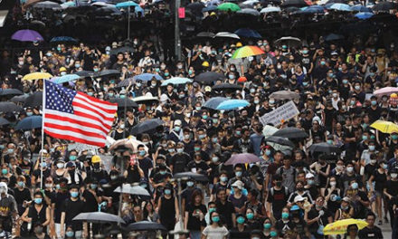 Massive Hong Kong Protests: WHITHER CHINA?