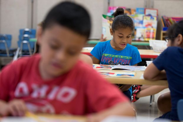 Educating Poor Kids: New York City Mayor Bill de Blasio Gives Up on Minority Kids