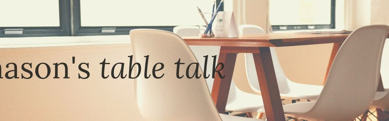 "Top 12 ""Kitchen Table"" Topics"