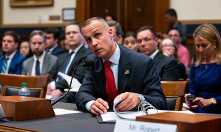 Watch how the Lewandowski hearing went off the rails
