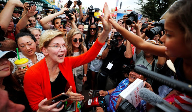 Zero Cheers for Warren's Wealth Tax
