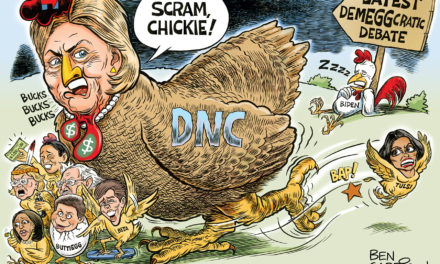 Mother Hen Hillary