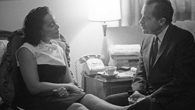 INCREDIBLE STORY: Richard Nixon's Secret Visit With Coretta Scott King