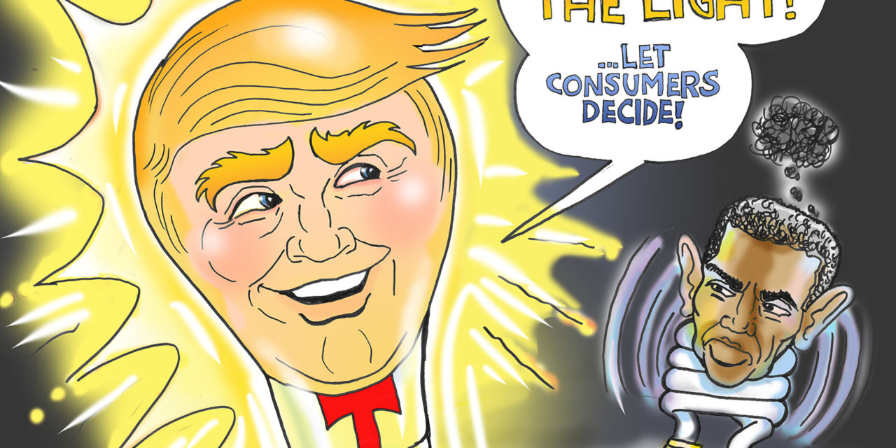 Trump Enlightened