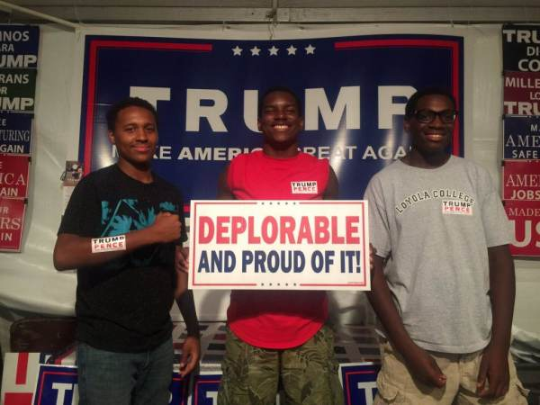 BOOM! Trump Approval Up to 42% with Black Males — Makes 2020 Election Impossible for Democrats
