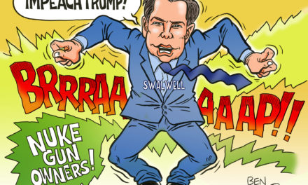 Fart And Furious- Eric Swalwell