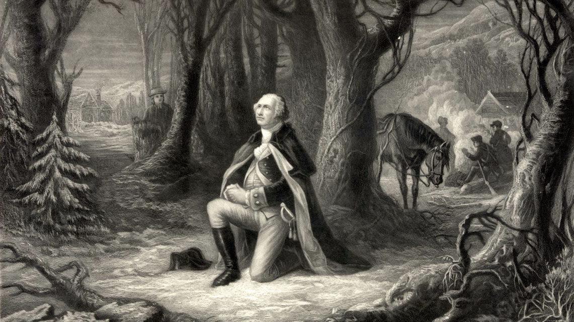 George Washington's Thanksgiving Prayer