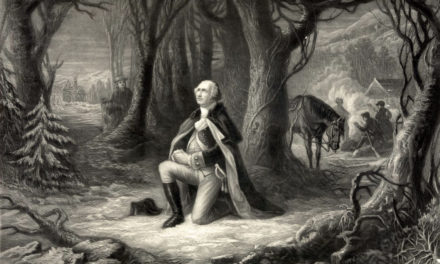 George Washington's Thanksgiving Prayer