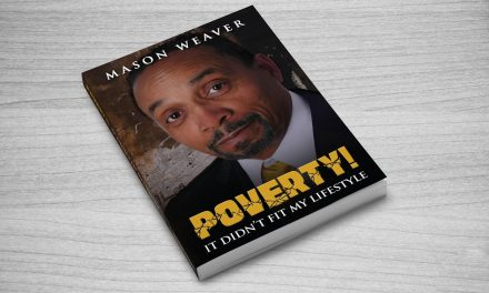 "VIDEO: Premiers Mason's latest book: ""Poverty, It didn't fit my lifestyle."""