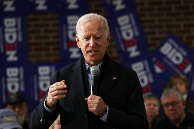 Biden's Subpoena Standard: Joe says calling him to testify at a trial would be illegal.