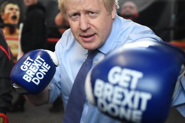 BREXIT BLOWOUT: UK's Johnson claims Brexit mandate as Tories secure majority