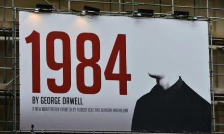 Orwell's '1984' and the rise of U.S. Socialism