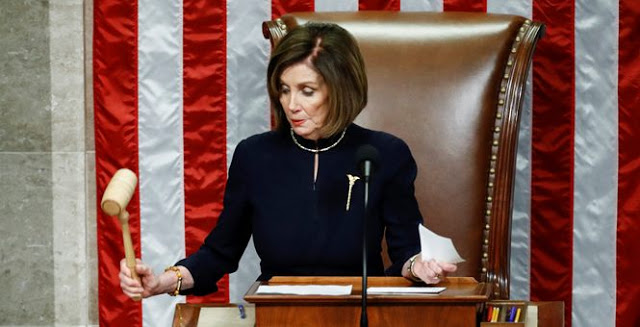 Pelosi Exposes Her Supposedly Urgent and 'Prayerful' Impeachment as a Partisan Sham
