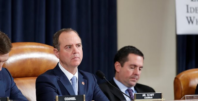 WSJ Columnist: Adam Schiff's Secret Subpoena Adventure Could End with Legal Buckshot in His Face
