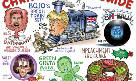 The GrrrGraphics 2019 Holiday Guide