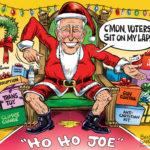 Ho Ho Joe Biden