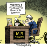 The New York Times is in denial as scholars eviscerate its 1619 Project