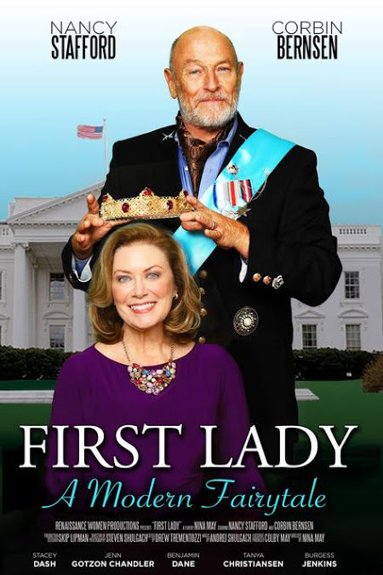 "Don't Miss The Family Friendly Romantic Comedy ""First Lady"" By Renaissance Women Productions"