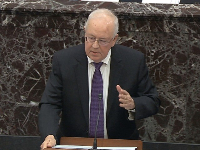 Ken Starr Accuses House Democrats Of Delivering Impeachment Articles 'Dripping With Process Violations'