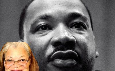(Video) Evangelist Alveda King Niece of Martin Luther King, Jr.