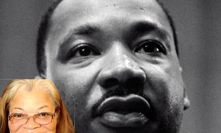 (Video) Evangelist Alveda King Niece of Martin Luther King, Jr.