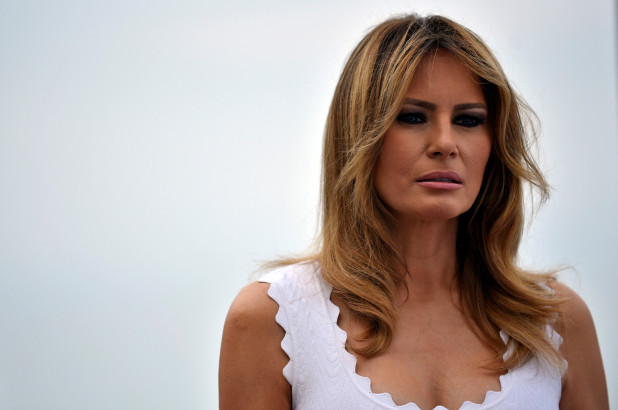 In praise of Melania Trump, the first lady treated terribly by the media