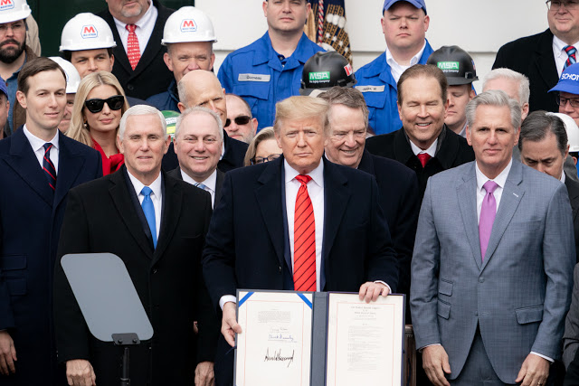 President Donald J. Trump's United States-Mexico-Canada Agreement Delivers a Historic Win for American Workers