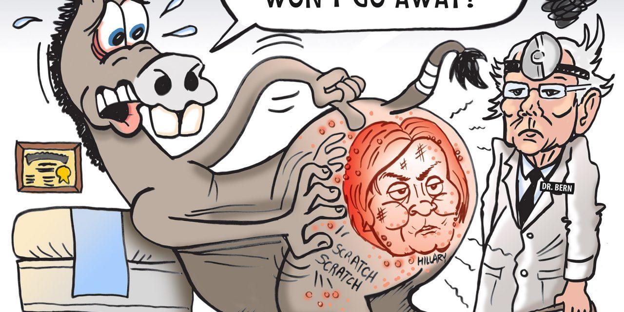 Democrat Rash