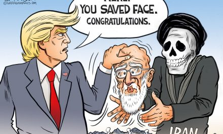 Iran Saves Face