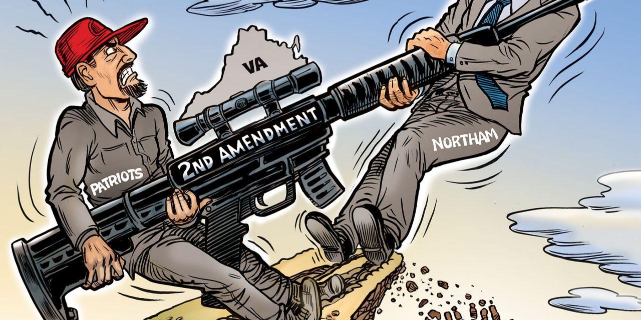 Virginia Democrats Want to Take Your Guns