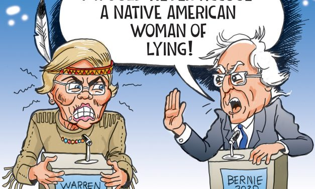 Warren Vs.Bernie