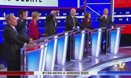 In Democratic debate, 3 winners and 4 losers in a two-hour street fight