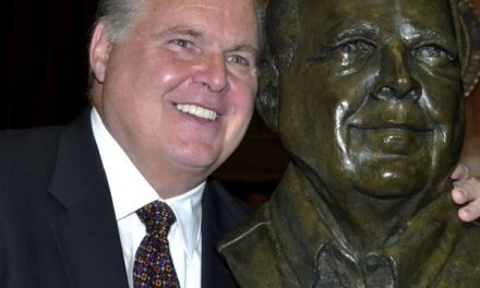 STATE OF THE UNION: TRUMP AWARDS LIMBAUGH MEDAL OF FREEDOM
