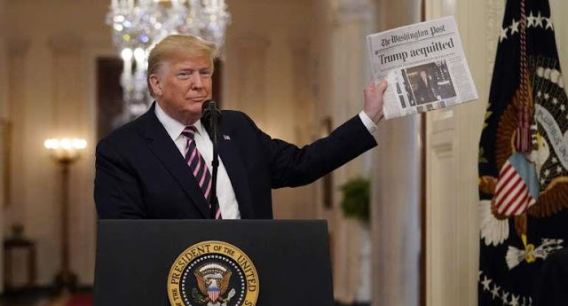 Donald Trump's Huge, Incredible, Amazing, Very Good Week