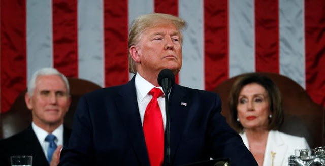 IT'S OVER: President Trump Acquitted on Impeachment Charges