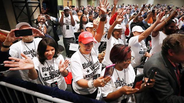 Trump's Bid for the Black Vote