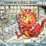 China In A Bull Shop