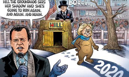 Groundhog Hillary 2020 Update