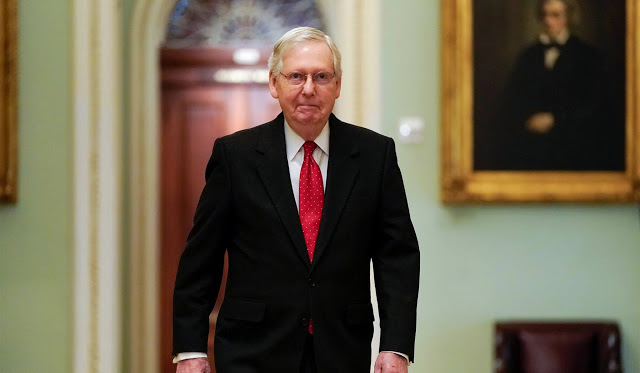 McConnell Statement on Next Steps in Senate Impeachment Trial