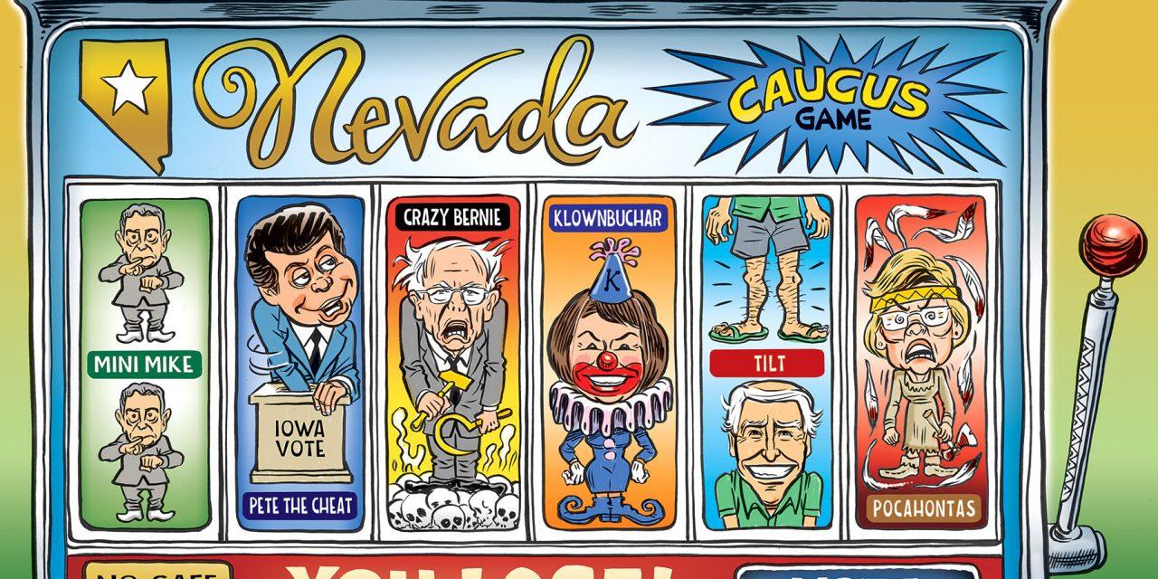 No Safe Bet At The Nevada Caucus
