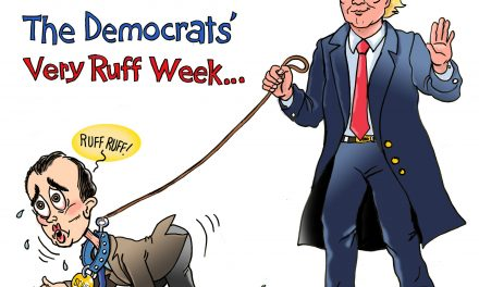 The Democrat's Ruff Week