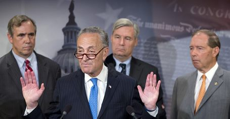 Democrats Triple Down on Threatening the Supreme Court