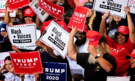 Poll Shows Trump Eating into Democrat Black Vote