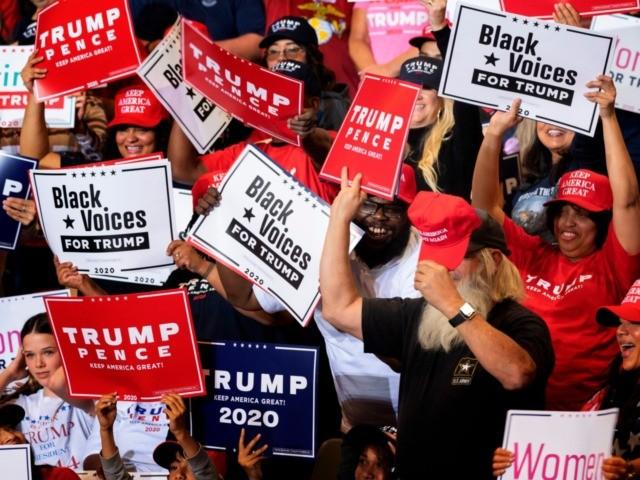 Poll Shows Trump Eating into Democrat Black Vote
