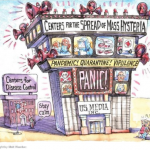 Centers for The Spread of Mass Hysteria!
