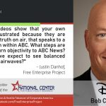 Disney Shareholders Cheer Calls for Objective Reporting at ABC News