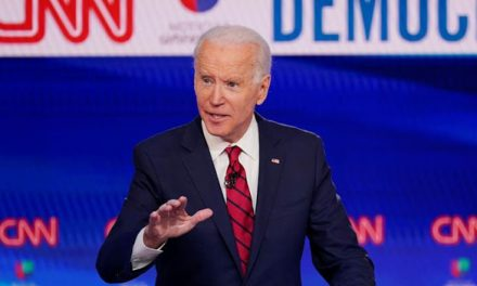 Virtual Blackout: Liberal TV Networks Bury Joe Biden Sex Scandal
