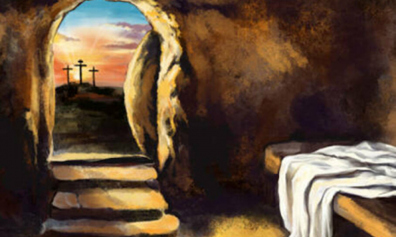 Happy Easter-Christ Has Risen!
