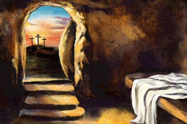 Happy Easter-Christ Has Risen!