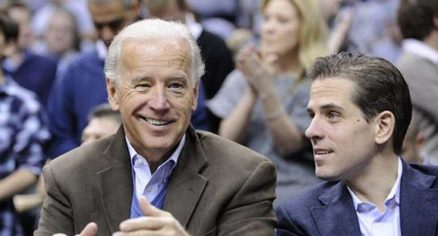 Hunter Biden Remains on the Board of a Chinese Company That Profited From Joe Biden's Foreign Policy